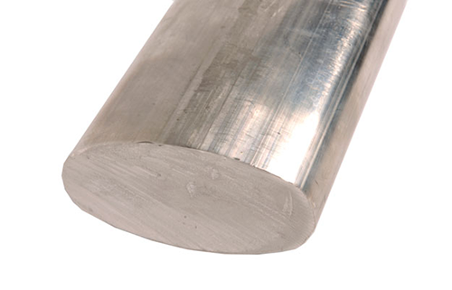 Pure tin oval anode