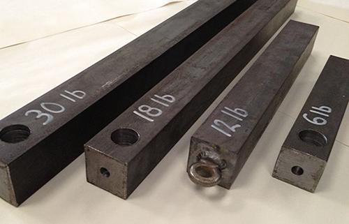 Steel Sash Weights Heaps Arnold Amp Heaps Ltd