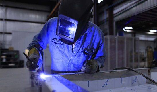 Fabrication and welding South Yorkshire