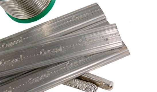 Plumbing solder
