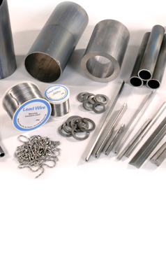 Lead wire, lead tape and various lead products