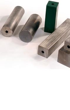 Lead sash weights for counterbalancing sliding sash windows