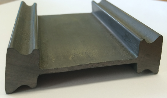 Silver lead alloy cathode profile