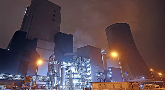 Lead shielding in nuclear plant