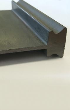 Silver lead alloy cathode profile